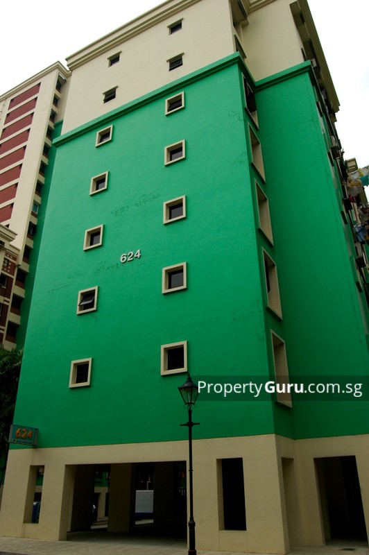 624 Bukit Batok Central #0