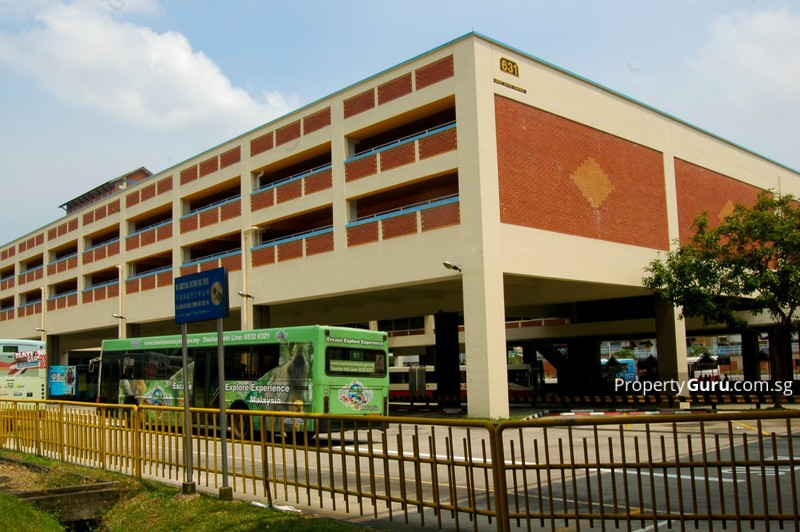 631 Bukit Batok Central #0