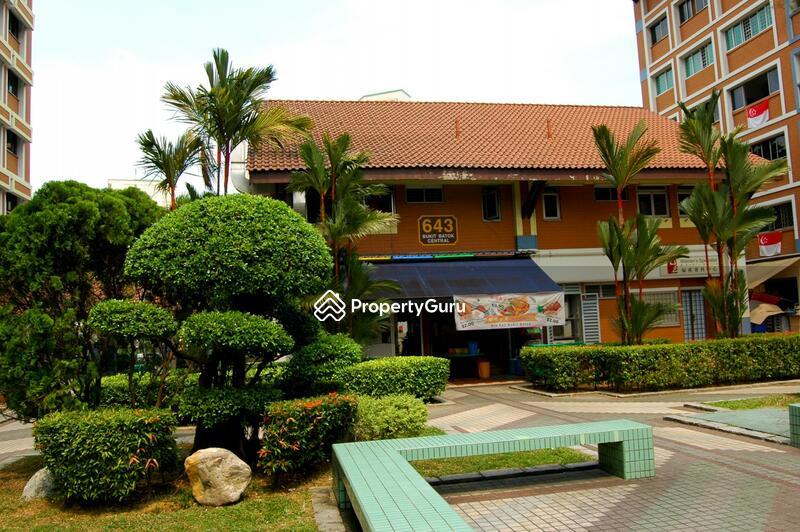643 Bukit Batok Central #0