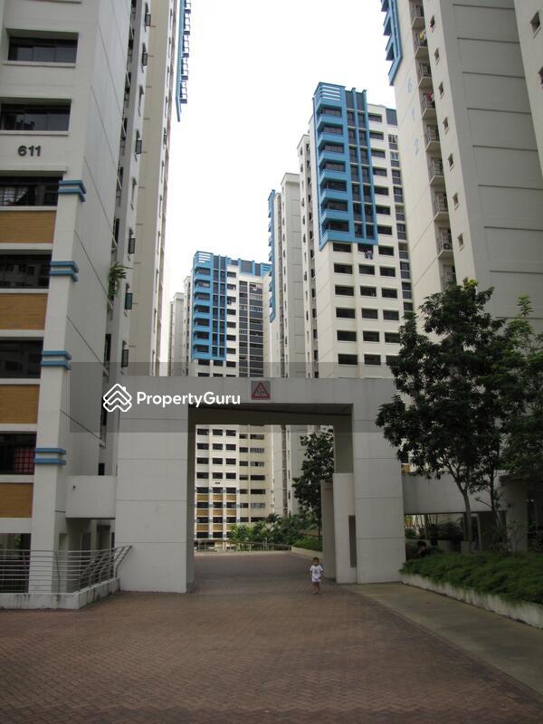 611 Bukit Panjang Ring Road #0