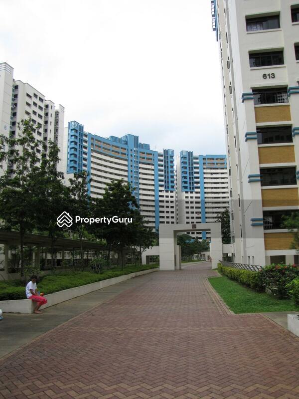 613A Bukit Panjang Ring Road #0