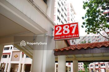 287 Choa Chu Kang Avenue 2