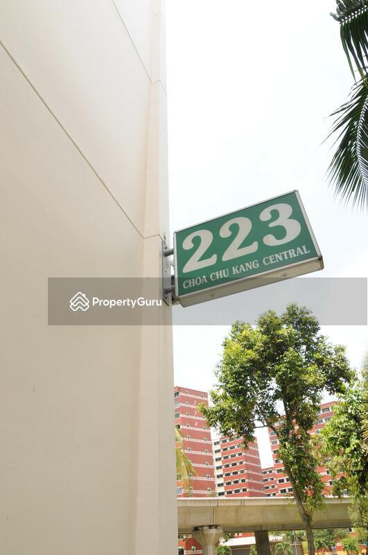 223 Choa Chu Kang Central