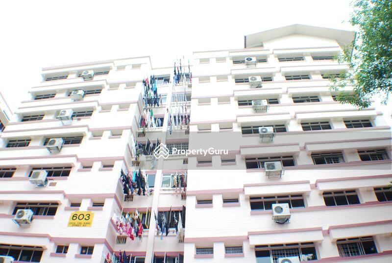 603 Choa Chu Kang Street 62 #0