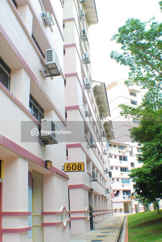 608 Choa Chu Kang Street 62 #0