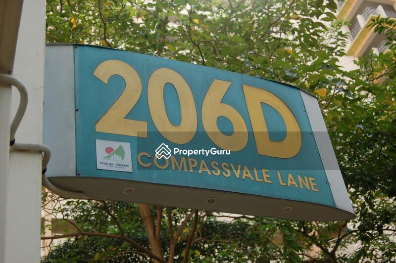 206D Compassvale Lane #0