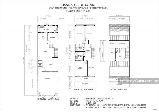 For Sale - Bandar Seri Botani - Phase 7. 2B(1)