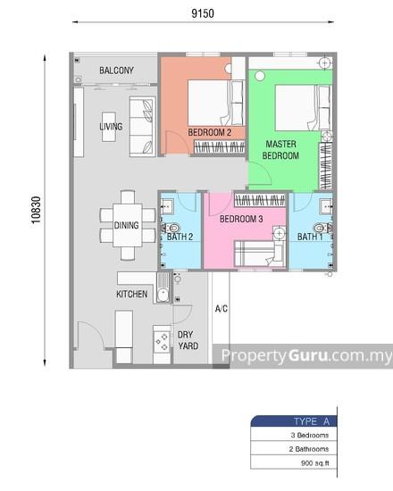 Residensi Permatang Pauh #111768371