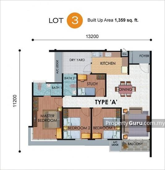 Utama South Condominiums #112581579
