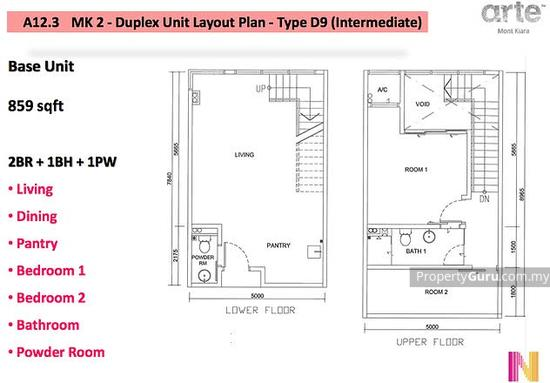 Arte Mont Kiara Details Service Residence For Sale And For Rent Propertyguru Malaysia