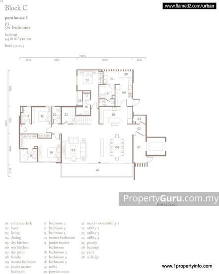Five Stones Details Condominium For Sale And For Rent Propertyguru Malaysia