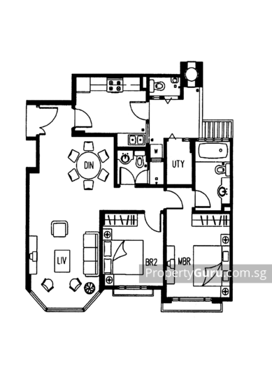 Casafina Condo Details In Bedok Upper East Coast Propertyguru Singapore