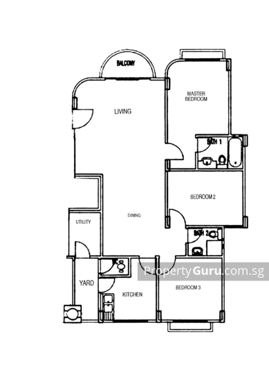 Bayville Condo Condo Details In Buona Vista West Coast Clementi New Town Propertyguru Singapore