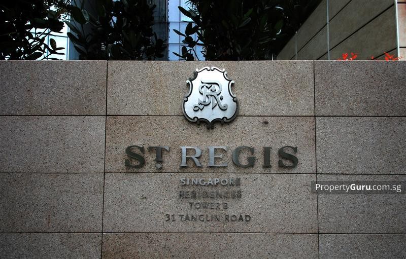 St. Regis Residences Singapore #530833