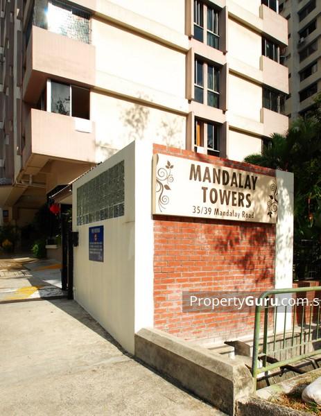 Mandalay Towers #1339733
