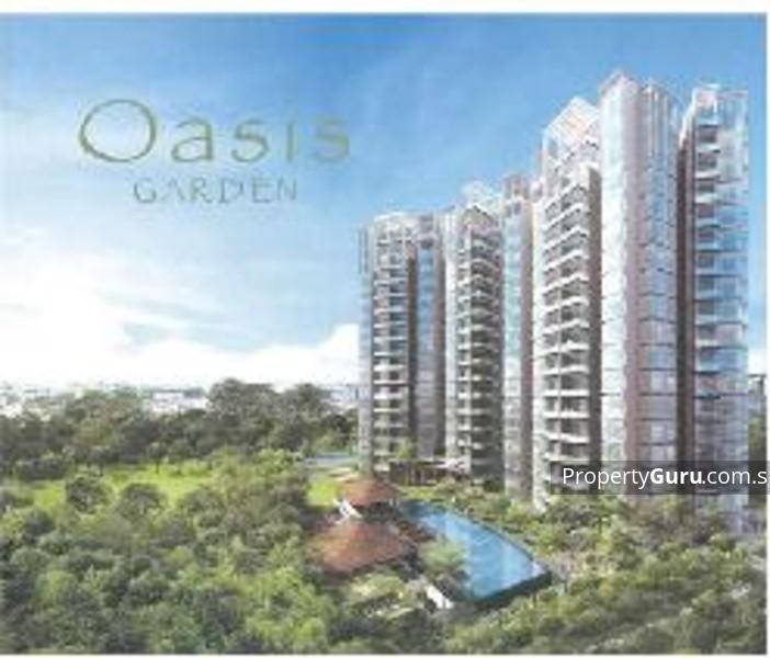 Oasis Garden #137101