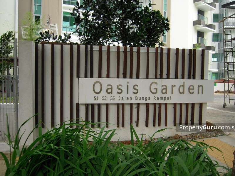 Oasis Garden #844231