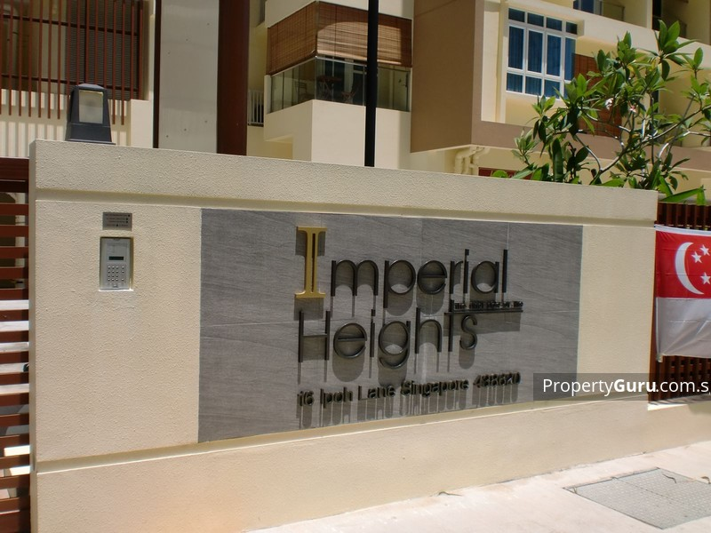 Imperial Heights #3966525