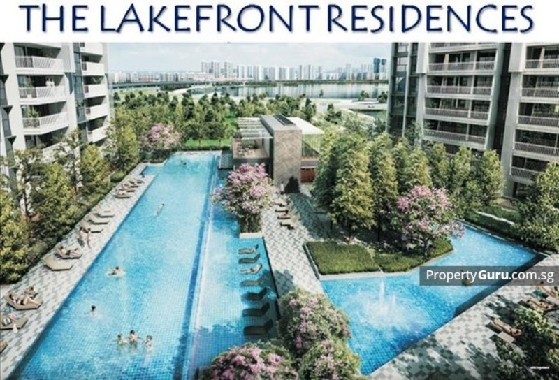 The Lakefront Residences #110624479