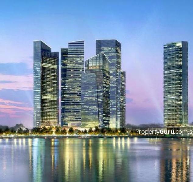 Marina Bay Suites, 3 Central Boulevard, 4 Bedrooms, 2680
