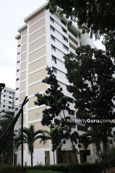 565 Ang Mo Kio Avenue 3 #3191907