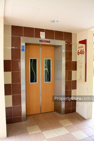 Image Of 2 Bedroom Felix Hdb: 646 Ang Mo Kio Avenue 6, 646 Ang Mo Kio Avenue 6, 2