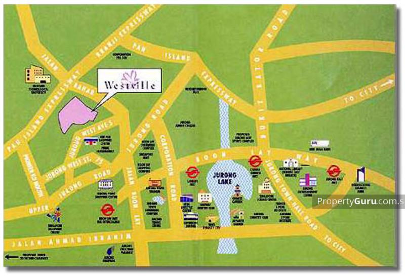 Westville #3463