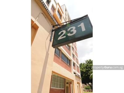 For Rent - 231 Choa Chu Kang Central