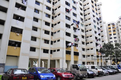 For Rent - 253 Hougang Avenue 3