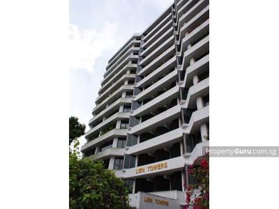 For Sale - Lien Towers
